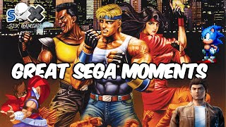 Great Sega Moments