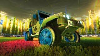 Rocket League Car Review: The Jurassic Jeep