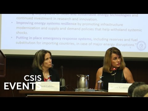 Energy Security and the Quadrennial Energy Review