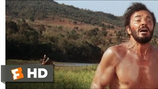 The Naked Prey (3/9) Movie CLIP - Run for Your Life (1966) HD