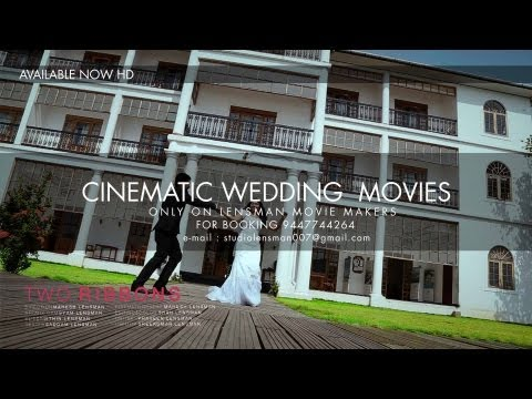Kerala Wedding Meajo+greeshma   Two Ribbons ::::lensman Movie Makers video