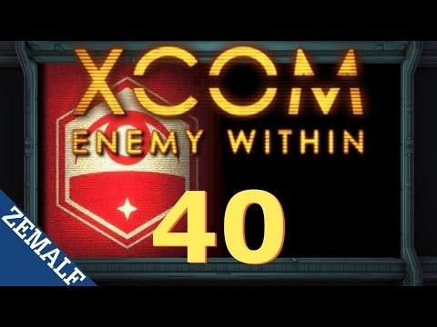 Let's Play XCOM: Enemy Within - Part 40 [I/I] (Data Recovery, EXALT)