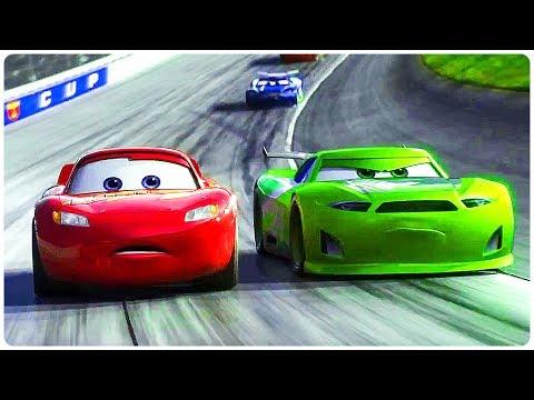 Cars 3 All Trailers (2017) Disney Pixar Animated Movie HD thumbnail