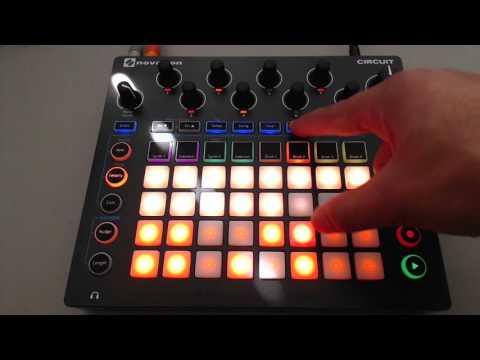 Novation Circuit Tip//001 - The Duplicate button