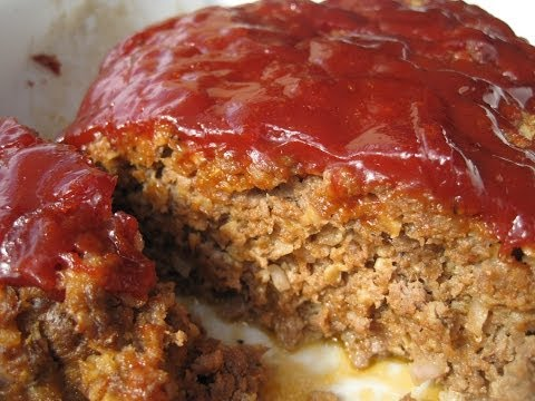 3 Lb Meatloaf Recipe With Oatmeal | 02 Recipe Video 123