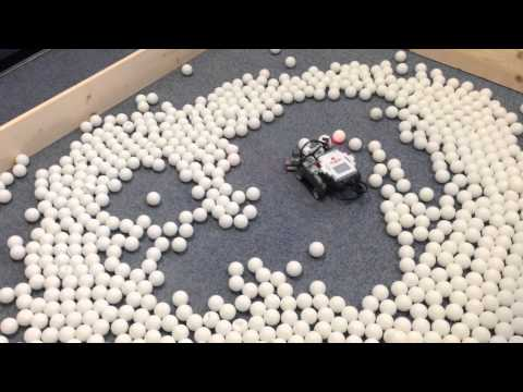 Lego Mindstorms NXT 2.0 Behaviour Based Robotics Experiment