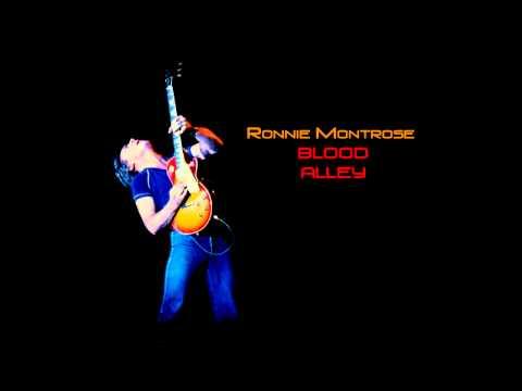 Ronnie Montrose - Blood Alley