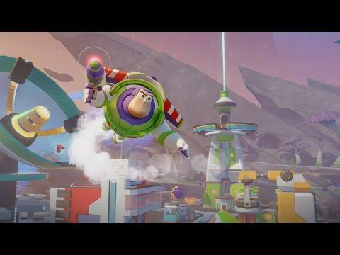 Disney Infinity - Toy Story In Space - Part 6