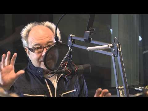 Mick Jones of Foreigner In-Studio