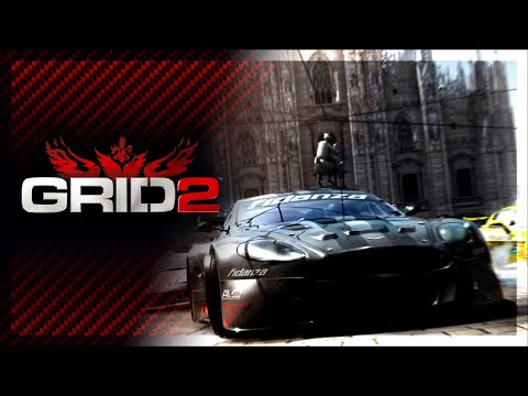 GRID 2 Uncovered - Live Gameplay Demo