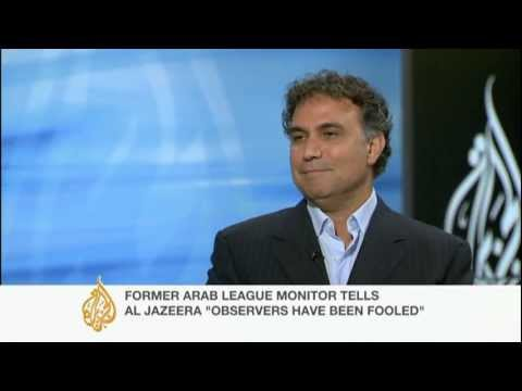 Marwan Bishara speaks on Syria situation