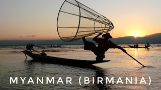 Myanmar (Birmania): documentario di viaggio