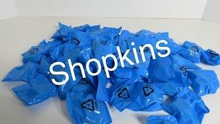 Shopkins Wow Limited Edition Huge Blind Bag Haul Opening Palooza Season One