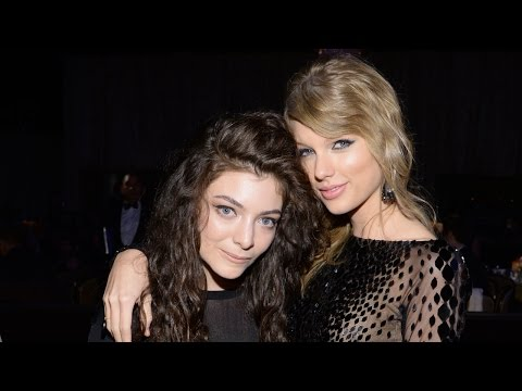 Lorde Compares Friendship With Taylor Swift to 'Very Specific Allergies'