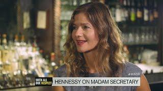 Jill Hennessy on 'Madam Secretary' and Music Career