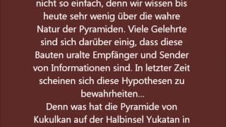 """Pyramiden werden weltweit """"aktiv"""""""