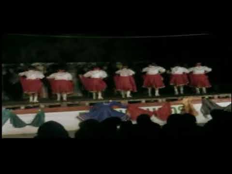 Coahuila -el pitorreo y bailando sobre el rio nazas
