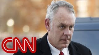 Interior Secretary Zinke leaving Trump administration at end of year
