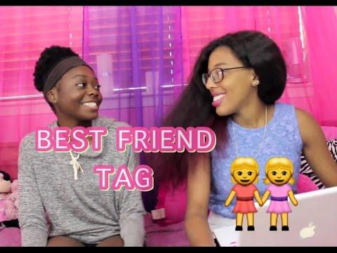 Best Friend Tag 2015 Pamela Ruth