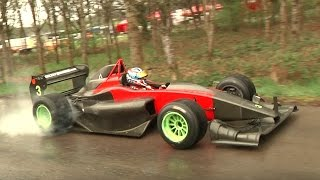 Doune Hillclimb  April 2017