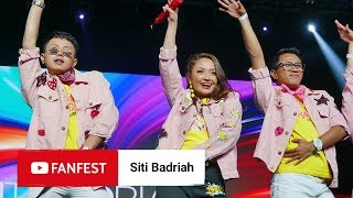 Siti Badriah A Youtube Fanfest Jakarta 2018