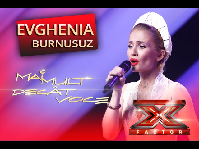 """""""Once Upon A December"""" (varianta în limba rusă). Vezi interpretarea Evgheniei Burnusuz, la X Factor!"""