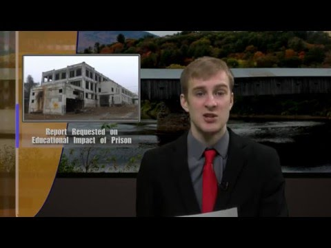 Report Requested on Educational Impact of Prison - YCN News 1.26.16