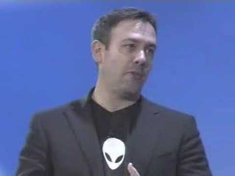 Alienware at CES 2007