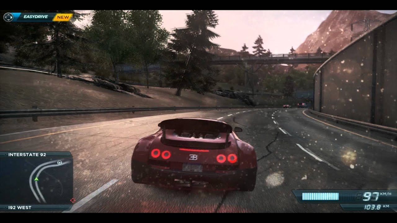 need for speed most wanted 2012 bugatti veyron super sport will it drift gameplay youtube. Black Bedroom Furniture Sets. Home Design Ideas