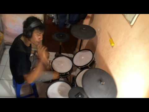 lolot galungan & kuningan drum cover