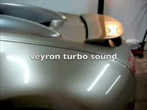 bugatti veyron air brake youtube. Black Bedroom Furniture Sets. Home Design Ideas
