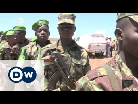 African army gears up for crisis intervention | DW News