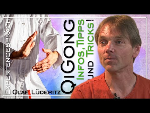 Qigong - Expertengespräch mit Olaf Lüderitz