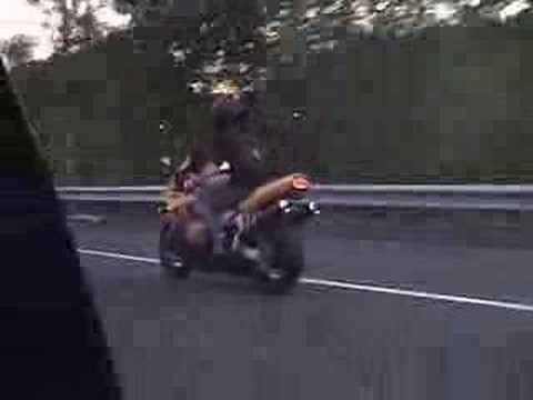 Honda Superhawk Video
