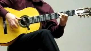 Flamenco Guitar Verdiales Traditional