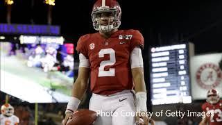 ESPN's Maria Taylor on Alabama/FSU and Jalen Hurts