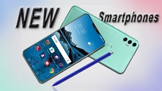 Top 5 NEW Smartphones 2018 | October