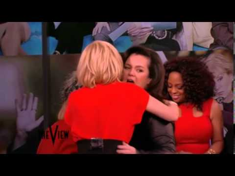 Rosie O'Donnell returns to The View seven years after departure