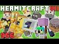 Hermitcraft VII 956 Deals, Runs, Upgrades & Training!