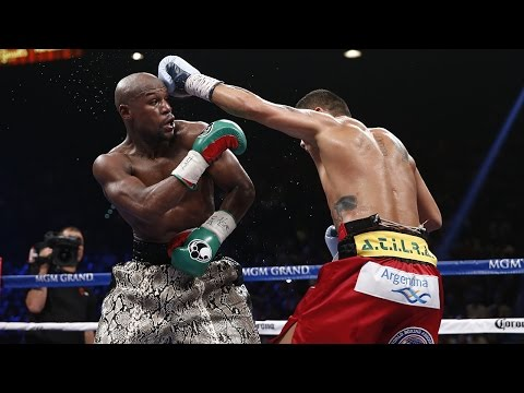Floyd Mayweather vs. Marcos Maidana II: Full Fight | SHOWTIME Boxing