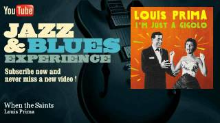 Watch Louis Prima When The Saints Go Marching In video