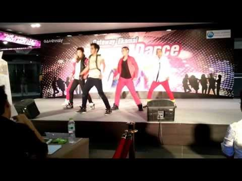 130622 Gateway Ekamai Cover Dance Contest 2013 Final Mr.Tarn (Cover B.A.P)