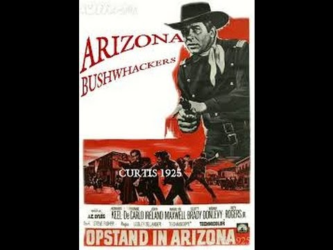 Arizona Bushwhackers (1968) Westerns -  Howard Keel, Yvonne De Carlo, John Ireland