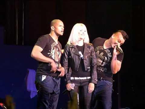 Концерт C.C.Catch в Кондопоге (Ледовый дворец) 28.03.2012 - YouTube