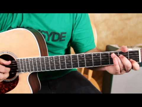 Acoustic Blues Guitar FingerPicking Lesson - Fingerstyle Acoustic Blues On Guitar Lessons