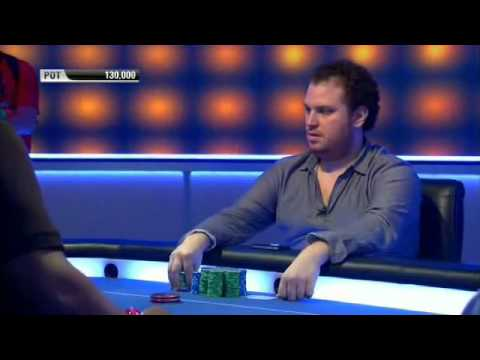 PСА-2013. Super High Roller. Е5, Final Table (RUS)