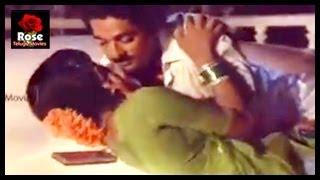 Radha, Sulakshana First Night Scene with Kamal Hassan - Jalsa Raidu Telugu Movie
