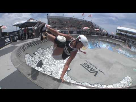 Womens Practice - Huntington Beach | 2017 Vans Park Series