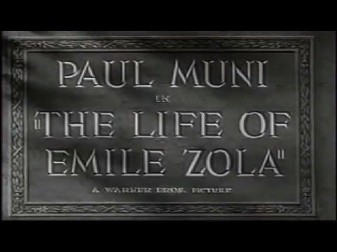 The life of Emile Zola (1/2)