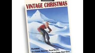 Vintage Christmas Best Songs From The 1920s 30s 40s Bigbands Holidaytunes